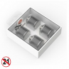 Laan Replacement Pod Coils By Shanlaan (x4)