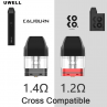 KOKO Replacement Pods 1.2Ω By Uwell (x4)