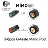 Mimo Replacement Pod By G-Taste (x3)