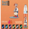 copy of Gummy Bear By RandM Dazzle King Led Light Glowing Disposable Vape Device 3000 Puffs
